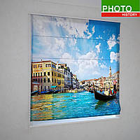 Римские шторы прогулка по Венеции