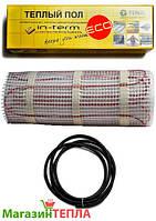 Теплый пол под плитку In-Therm ECO Mat-200 (Чехия) - нагревательный мат 2.7м² (550W)
