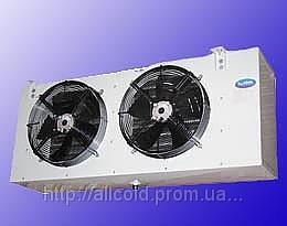 Повітроохолоджувачі стельові з двохсторонньою роздачею BF-DHKL-30S (4мм )