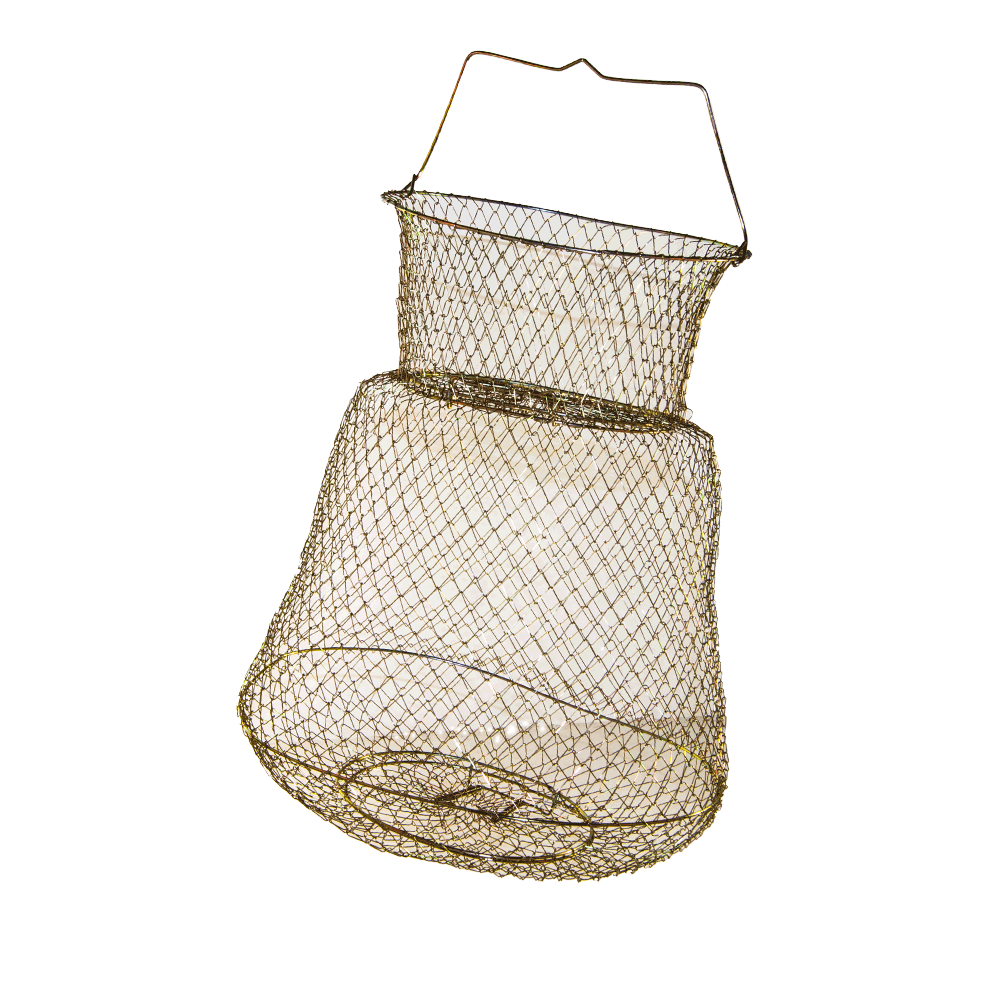 Садок металлический Ø30см