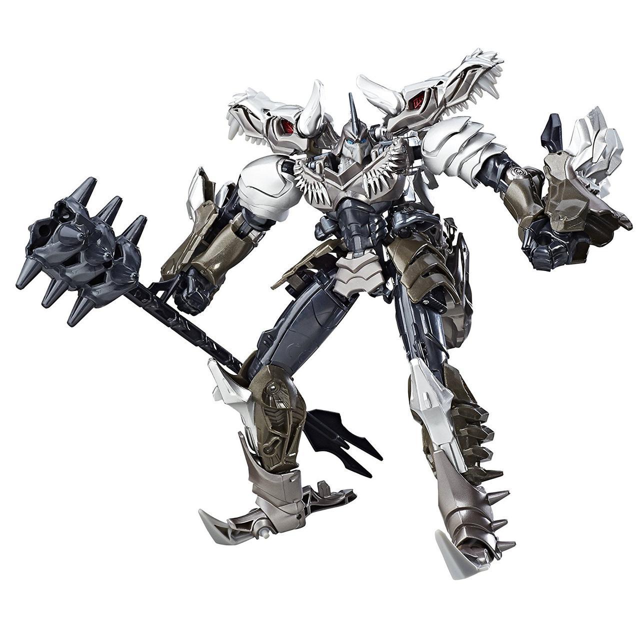 Трансформеры 5: Гримлок последний рыцарь,Transformers: The Last Knight Premier Edition Voyager Class Grimlock
