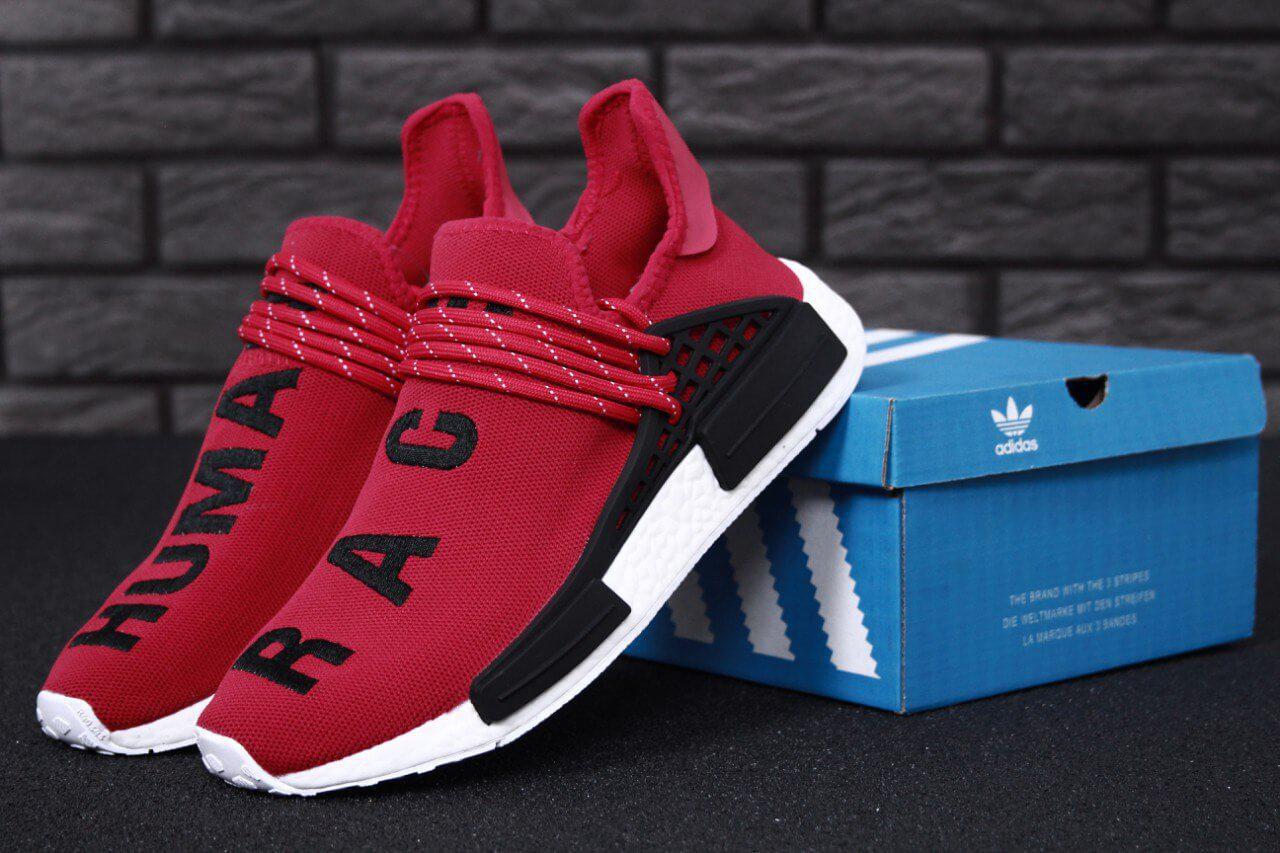 38a268053da Кроссовки Adidas X Pharell Williams Human Race NMD ROT - Интернет магазин  обуви «im-