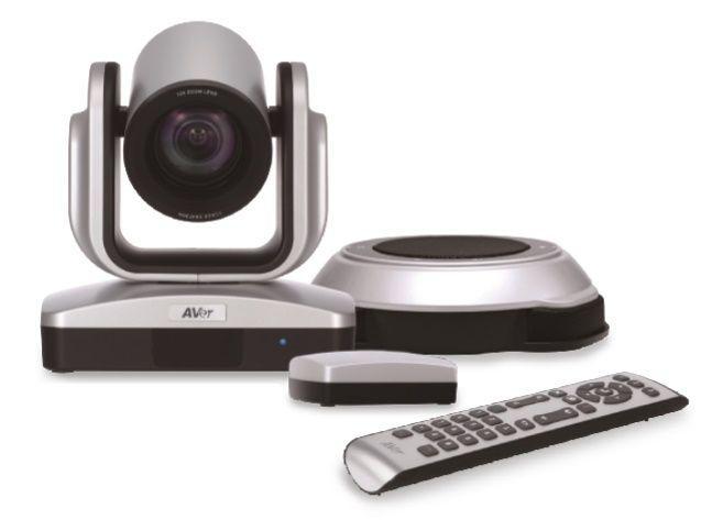 Управляемая веб-камера + спикерфон Aver VC520