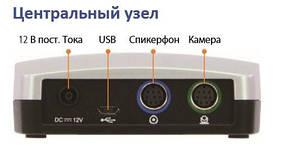 Управляемая веб-камера + спикерфон Aver VC520, фото 3