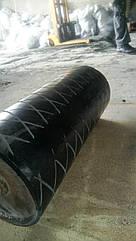 Футеровка (обрезинивание)  конвейерных барабанов