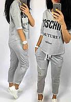 Костюмы стильные летние молодежные женские. , фото 1