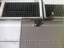 Решітки на вікна з нержавіючої сталі