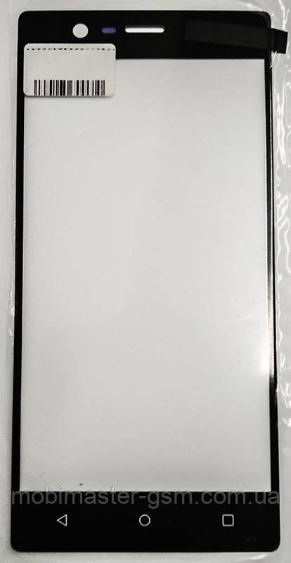 Корпусное стекло на Nokia 3 dual sim черное