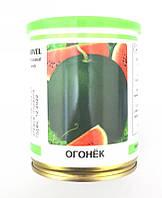 Обработанные семена арбуза Огонёк, (Украина), 100г