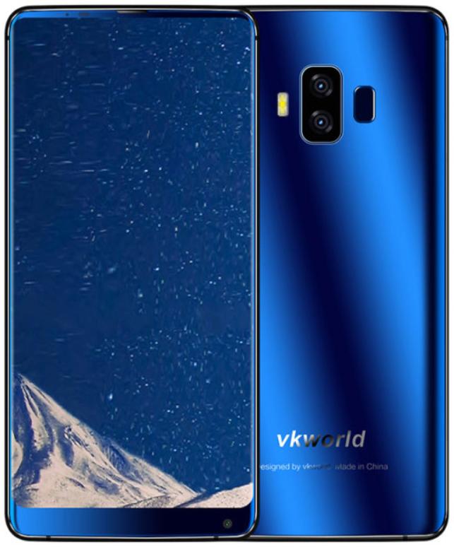 Vkworld S8 4/64 Gb blue
