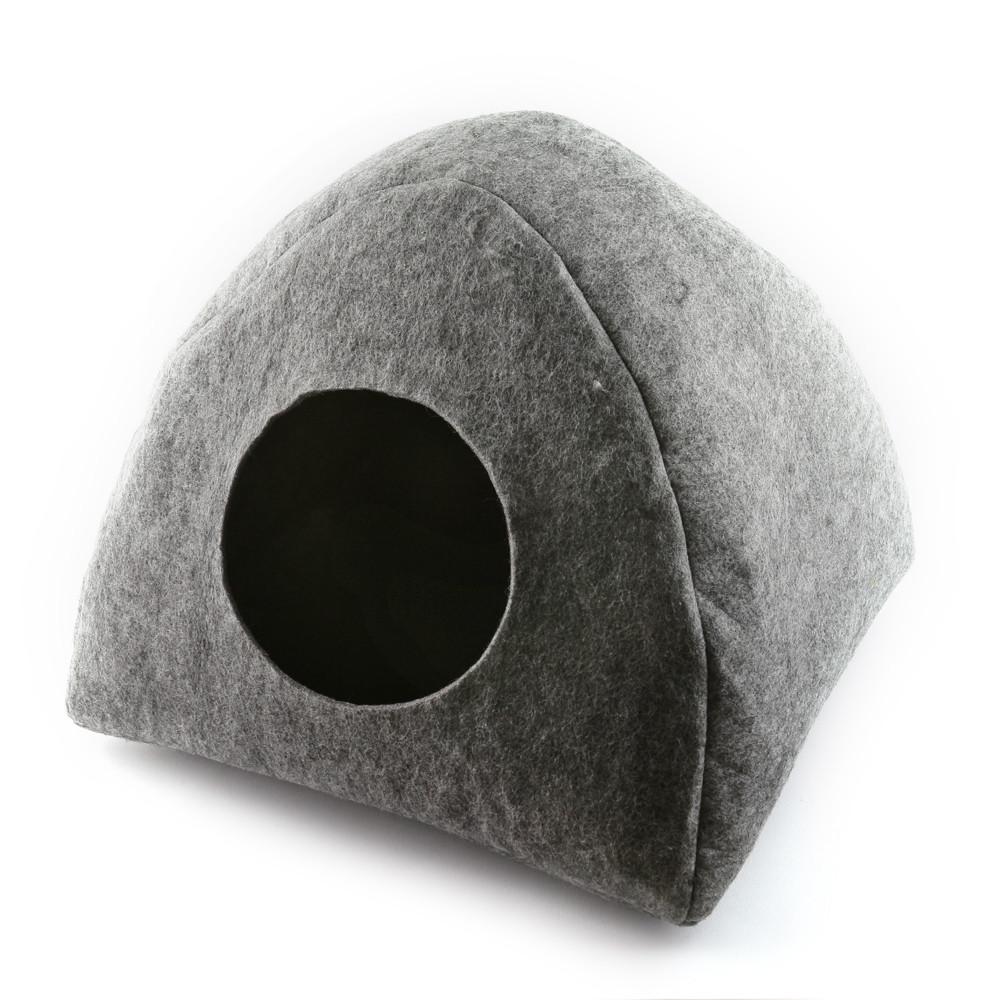 Будиночок для кішки Намет з подушкою, Digitalwool