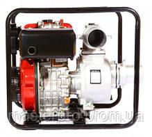 Мотопомпа дизельная Weima WMCGZ100-30E, фото 2