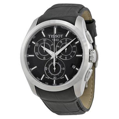 Часы мужские Tissot T-Trend Couturier Chronograph T035.617.16.051.00