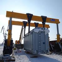 Такелажные услуги: подача оборудования из контейнера,перевозка тяжеловесных станков