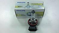 "Лампа галогеновая  H-11 12V 55W ""Philips"" противотуманная - производства Германии, фото 1"