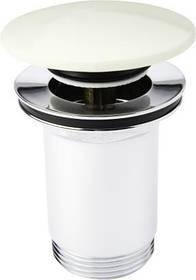 Armatura: Донный клапан для умывальника Клик-Клак (Большой с керамической пробкой)