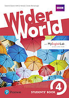 Wider World 4 Student's Book with MyEnglishLab