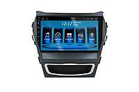 Штатное головное устройство Hyundai iX45/SantaFe 2012+ на Android 7.1, EasyGo A410