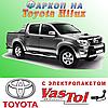 Фаркоп Toyota Hilux (прицепное Тойота Хайлюкс)