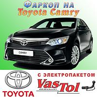 Фаркоп Toyota Camry 20 30 40 50 (прицепное Тойота Камри), фото 1