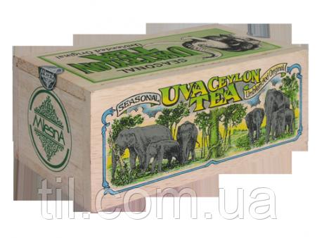 UVA CEYLON SEASONAL Черный чай Ува Сезонный 200гр