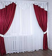 Ламбрекен со шторами заказать в интернете