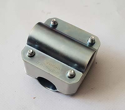 Хомут ручек на мотокосу Stihl FS 120, FS 120 R, FS 200, FS 200 R, FS 250, FS 250 R (оригинал)