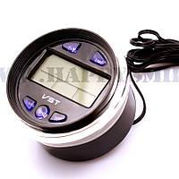 Автомобильные часы термометр вольтметр VST 7042V в Украине. Сравнить ... 9cd39b74944