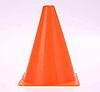Фишка для разметки поля малая 18 см Цвет: оранжевый
