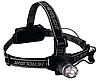 Фонарь LED налобный Camping Light HL905DCR-1W
