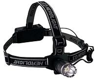 Фонарь LED налобный Camping Light HL905DCR-1W, фото 1