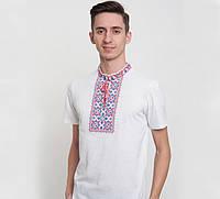 Мужская вышитая футболка Гайдамацька / размер 42-60