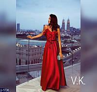 Вечернее платье U-1738 (46, 48, 50, 52, 54) — купить Вечерние платья XL+ оптом и в розницу в одессе 7км