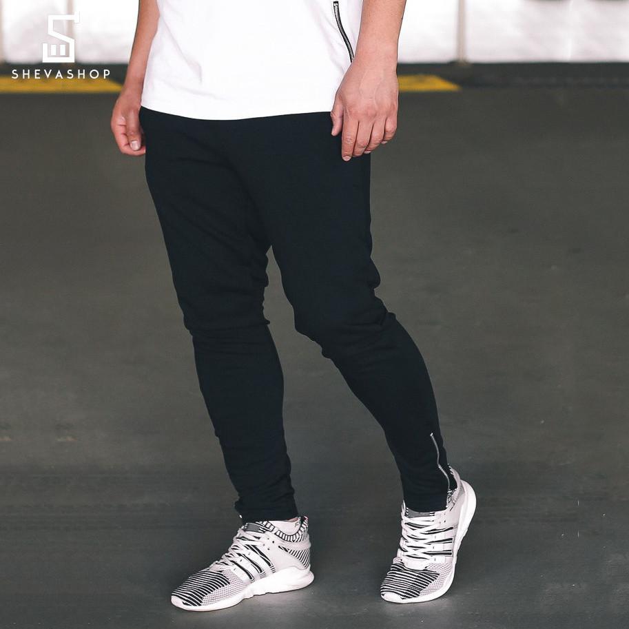 Спортивные штаны мужские Yad Ziggy чёрные