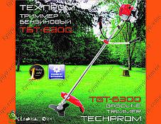 Мотокоса Техпром ТБТ-6300 1 нож, 1 катушка, фото 2
