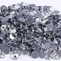 Стразы А+ Premium термоклеевые, Crystal. Набор из трех упаковок ss16, ss20, ss30