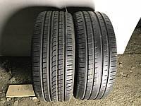 Шины бу лето 255/50R19 Pirelli PZero Rosso 2шт (5,5-6,5мм)