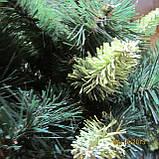 Ялинка штучна Дакота фарбована 2,2 м. гарна Різдвяна ялинка, фото 2