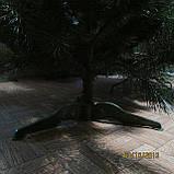 Ялинка штучна Дакота фарбована 2,2 м. гарна Різдвяна ялинка, фото 4