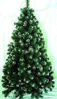 Елка искусственная Дакота крашеная 2,2 м. красивая Рождественская елка, фото 1