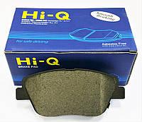 Колодки тормозные передние KIA Optima с 2010- Hi-Q (SP1398)