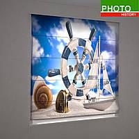 Римские фотошторы мечта маленького моряка