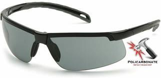 Очки спортивные защитные с тёмными линзами Pyramex Ever-Lite (gray)