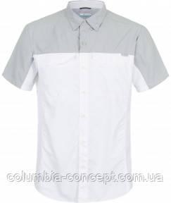 Рубашка мужская Columbia Silver Ridge Blocked