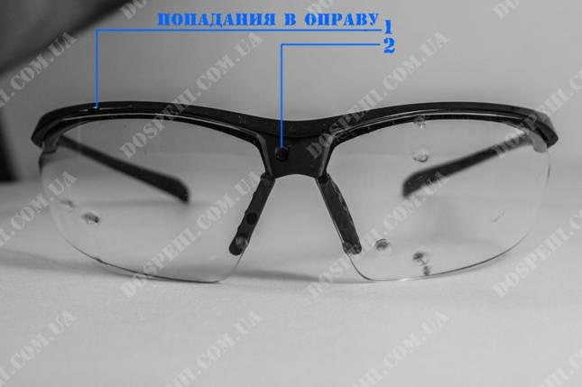 Защитные очки Lieutenant  Smoke Lens (Global Vision), фото 2