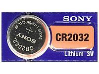 Дисковая батарейка SONY Lithium Cell 3V CR2032