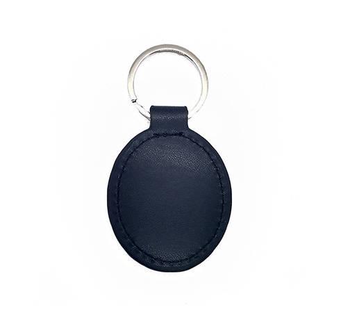 Ключ для домофона и системы доступа Т 5577 кожа (овал), фото 2