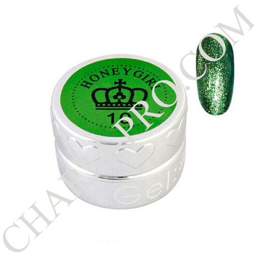 Жидкая фольга Honey Girl 10 (Зеленый)