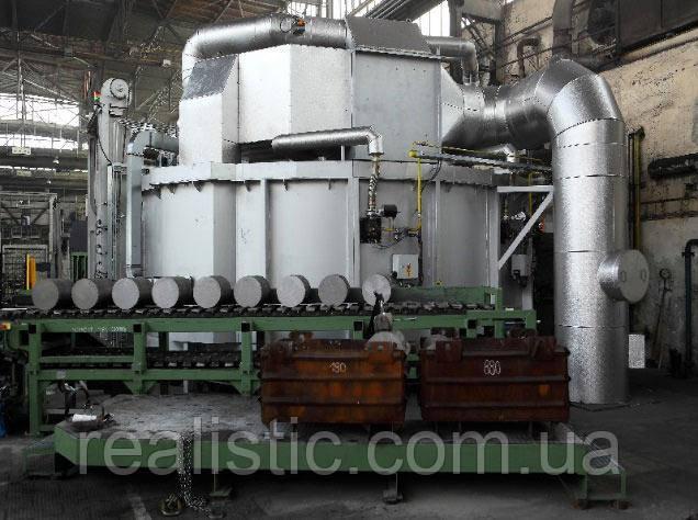 Карусельная печь  до: 750 °C / 1150 °C