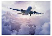 Фото-обои Prestige (Престиж) №23 Самолет (272*196) 8 листов